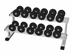 3ds max weight holder