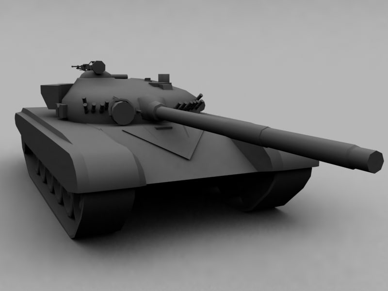 max t 72 main battle tank