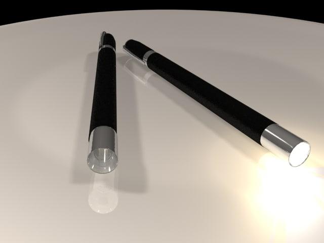 lamp medical 3d model