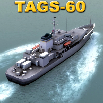 tags-60 pathfinder 3ds