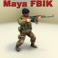 Russian_Infantry-A_Maya.zip