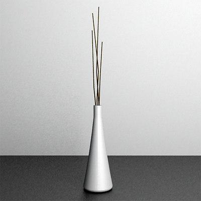 3d Model Designer Vase