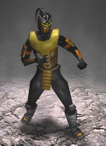 free max mode cyrax fighter ninja