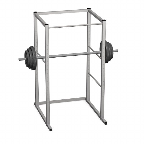 cage barbell 3d model