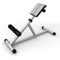 3dsmax machine gym