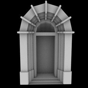 3dsmax gate