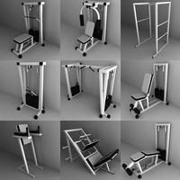 machine collection 3ds.zip