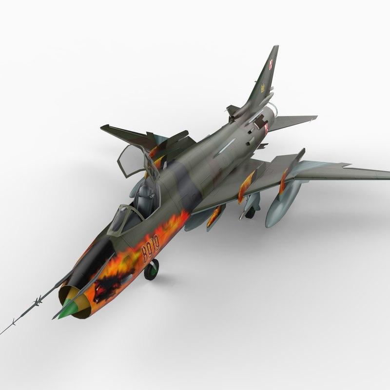 sukhoi su-22 max