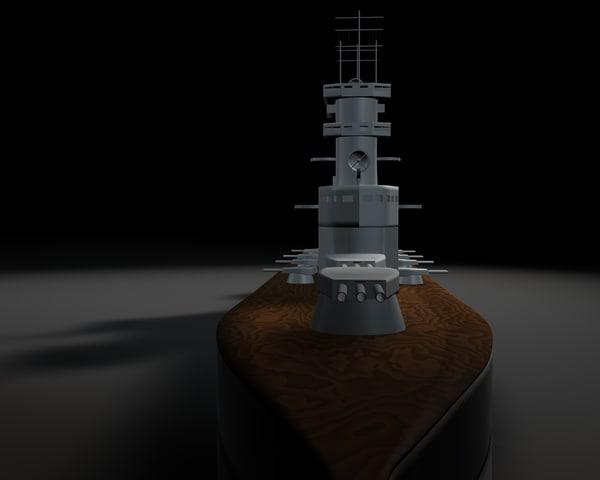 c4d battleship