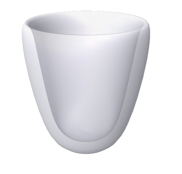 glass cup 3ds