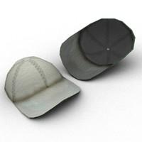 3d cap