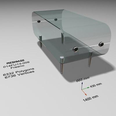 table - trash max