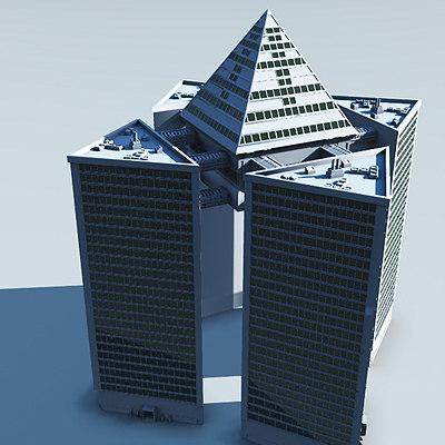 building modern 3d 3ds