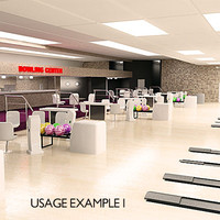 maya bowling center