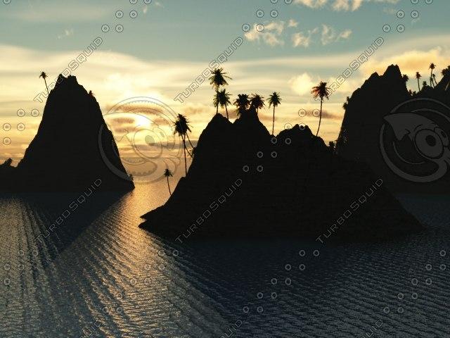 vue sunset vue