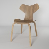 Grand prix chair, Arne Jacobsen
