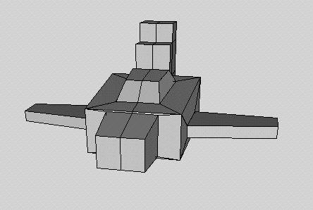 3d spatial jet