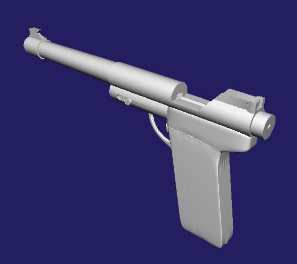 air pistol old lwo