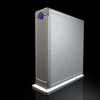 hard disk memory 3d model