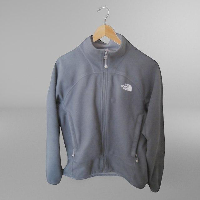 jacket hangs max