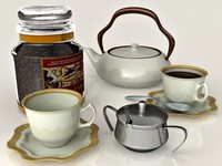 lightwave coffee cup set