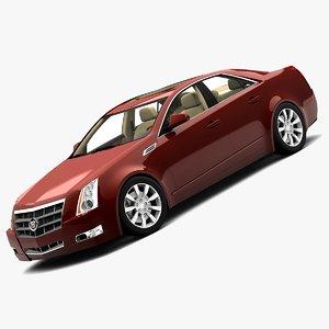 cadillac cts 2008 cars max