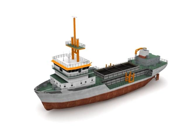 port ship 3ds