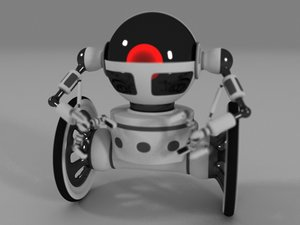 3d droid hydraulics