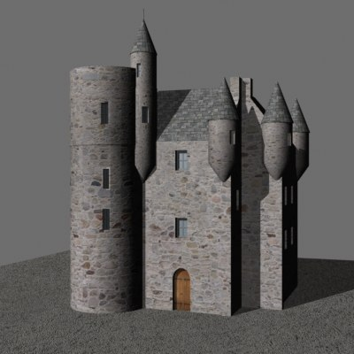 medieval castle 3ds free