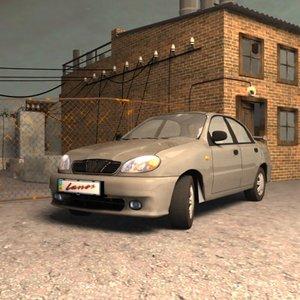 daewoo lanos car max free