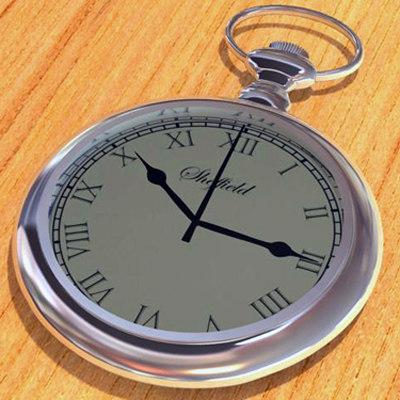 watch file 3d model