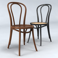 3d chair 18 thonet