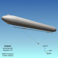 Zeppelin LZ1