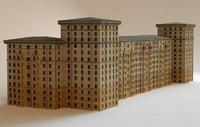low-impact building