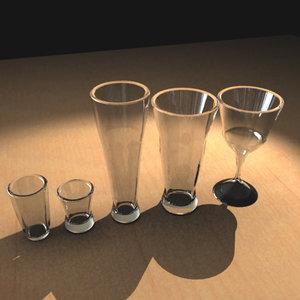 max bar glasses