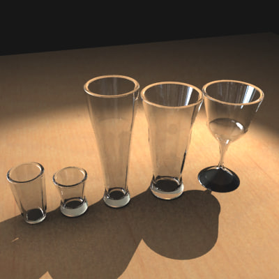 max bar glasses