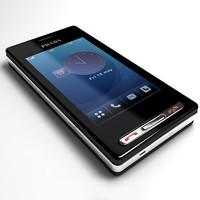 LG KE850 - Prada mobile phone