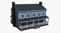 story exterior 3d model