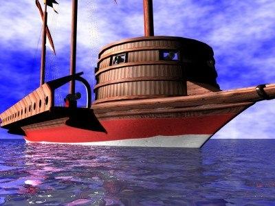 3ds 1500 warship galleass