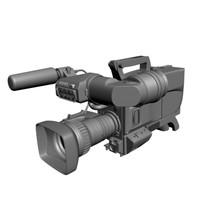 Sony DXC-D50WSPL