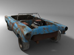 apokalips car 3ds