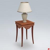 Table lamp022.ZIP