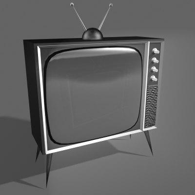 3d tv 1950