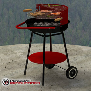 max barbecue grill