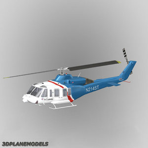 3ds 214st helicopter bristow air