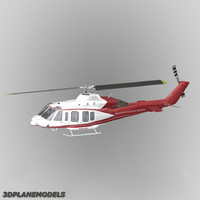 3d 214st helicopter transport services model