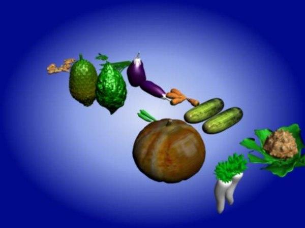 maya vegetables spices