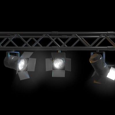 Lighting Rig 02 Zip