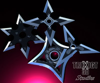 japanese shurikens 3ds free