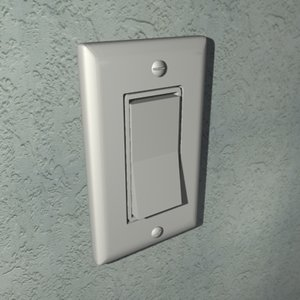 max light switch